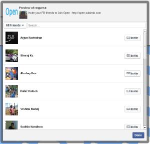 Add Invite Facebook Friends Feature In A Website Subins Blog
